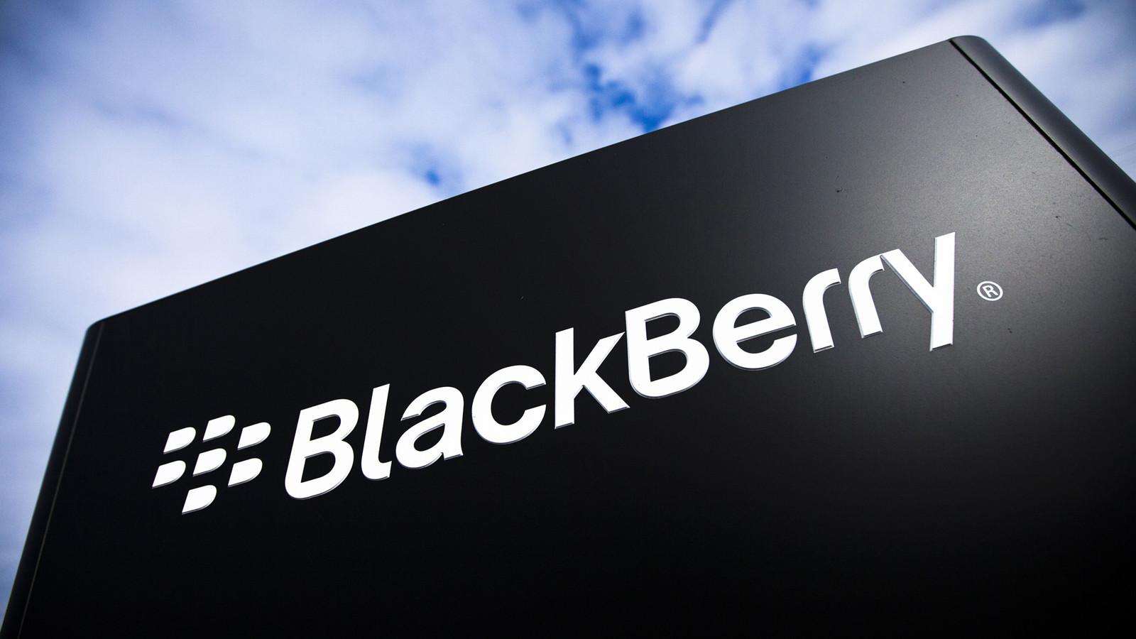 BlackBerry получила выручку и прибыль выше ожиданий аналитиков