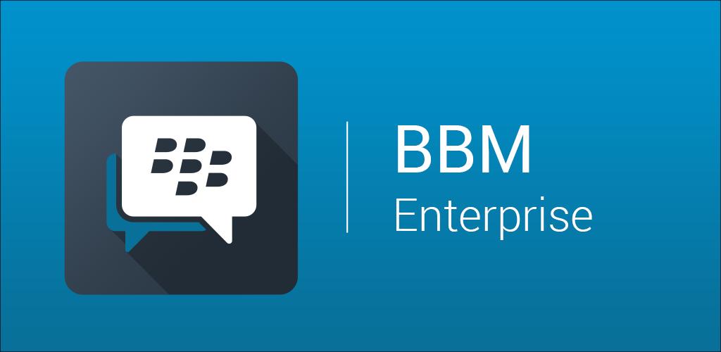 BBM Enterprise для смартфонов BlackBerry Android