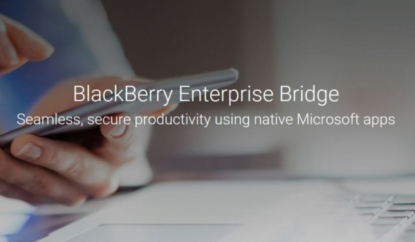 BlackBerry Enterprise BRIDGE для BlackBerry Android