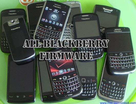Как перепрошить смартфон BlackBerry