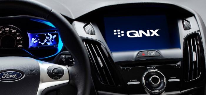 BlackBerry усиливает портфель автомобильного и встраиваемого программного обеспечения с технологией связи QNX Black Channel