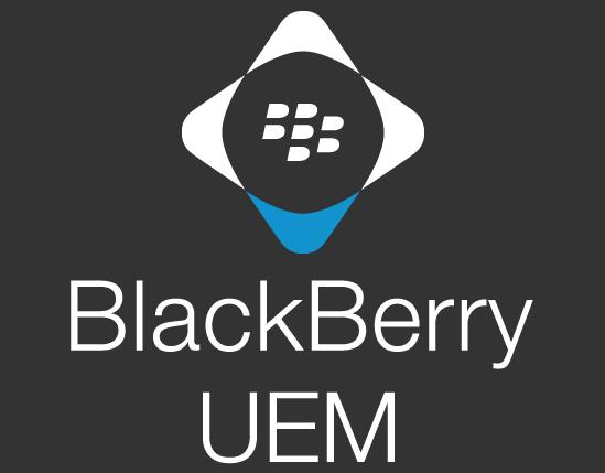 BlackBerry UEM Client для BlackBerry Android