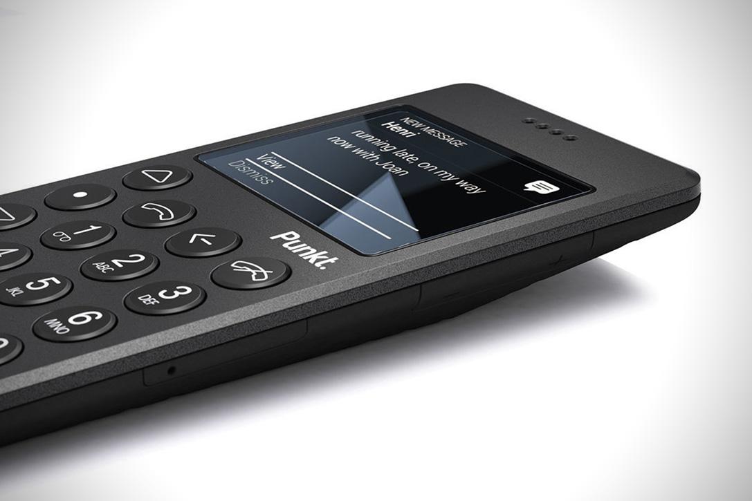 Новый телефон от Punkt будет защищен технологиями BlackBerry