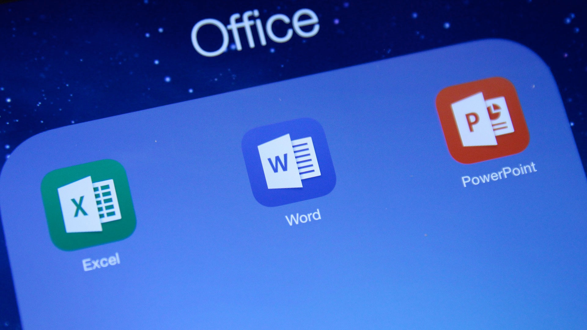 Microsoft Office для смартфонов BlackBerry Android