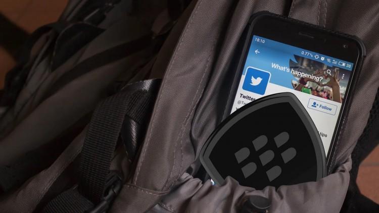 BlackBerry объявила о запуске портативного беспроводного зарядного устройства в Индии