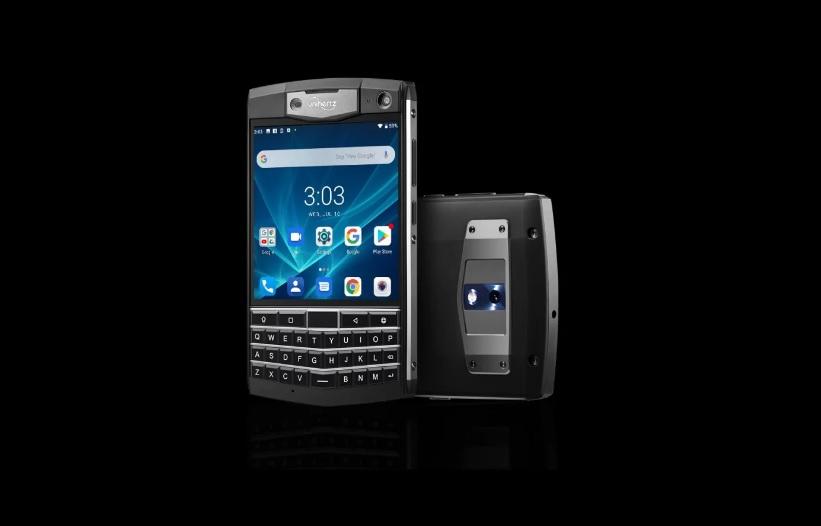 Компания Unihertz выпустит свой собственный BlackBerry Passport на Android